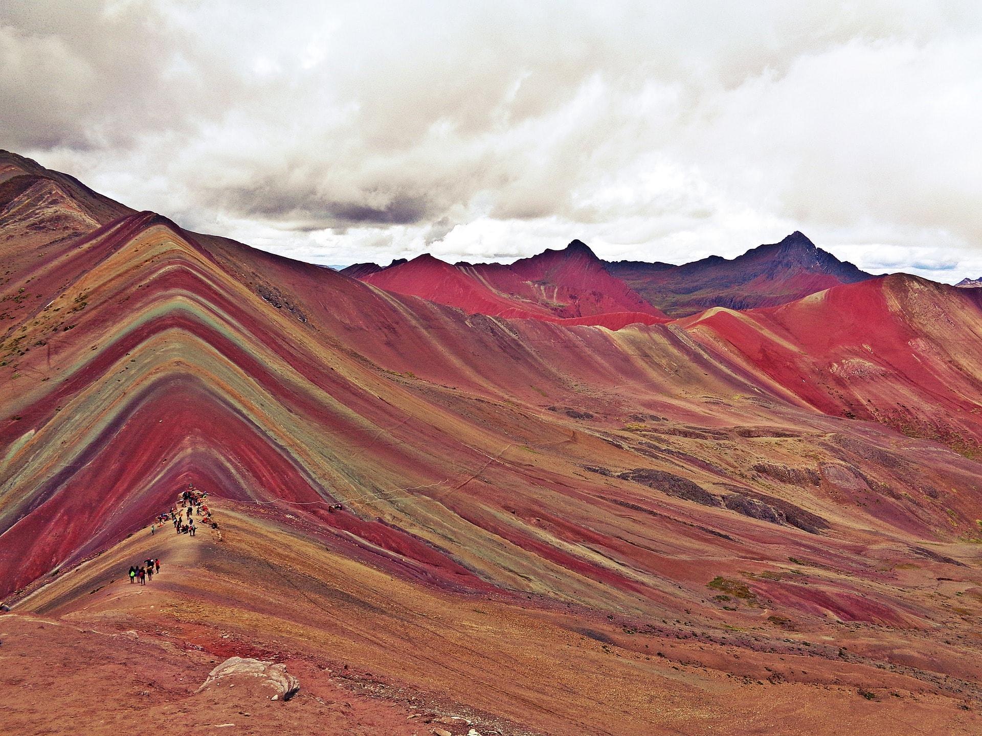 Rainbow Mountains (Vinicunca)