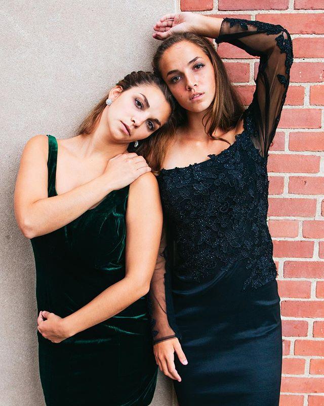 👥 • • • Models: @bren_springer @bree531  Dress provided by: @millersprom 📍: @westmorelandmuseum • • • #fashionphotograpy #editorial @nextdoormodel #canon