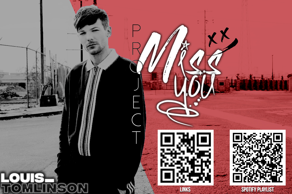 #MISSYOU PROMOTIONAL FLYER MADE BY LOUIST91UPDATES
