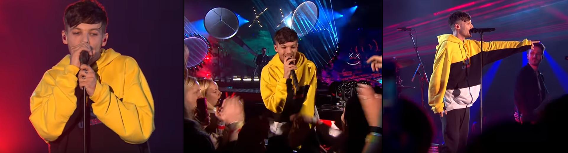 Louis Tomlinson   X Factor    December 2, 2017