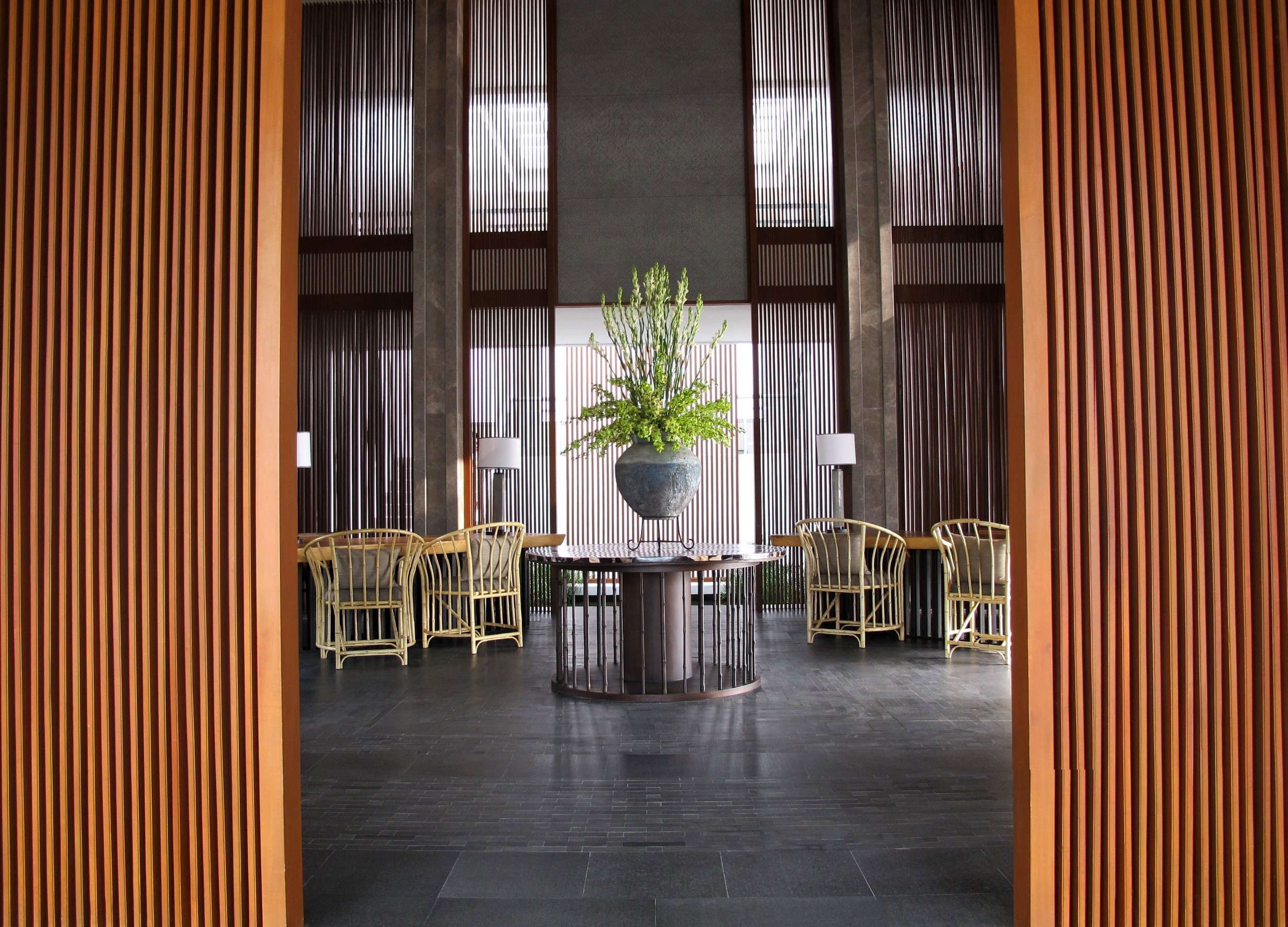 Amatara Wellness Resort - Reception.JPG