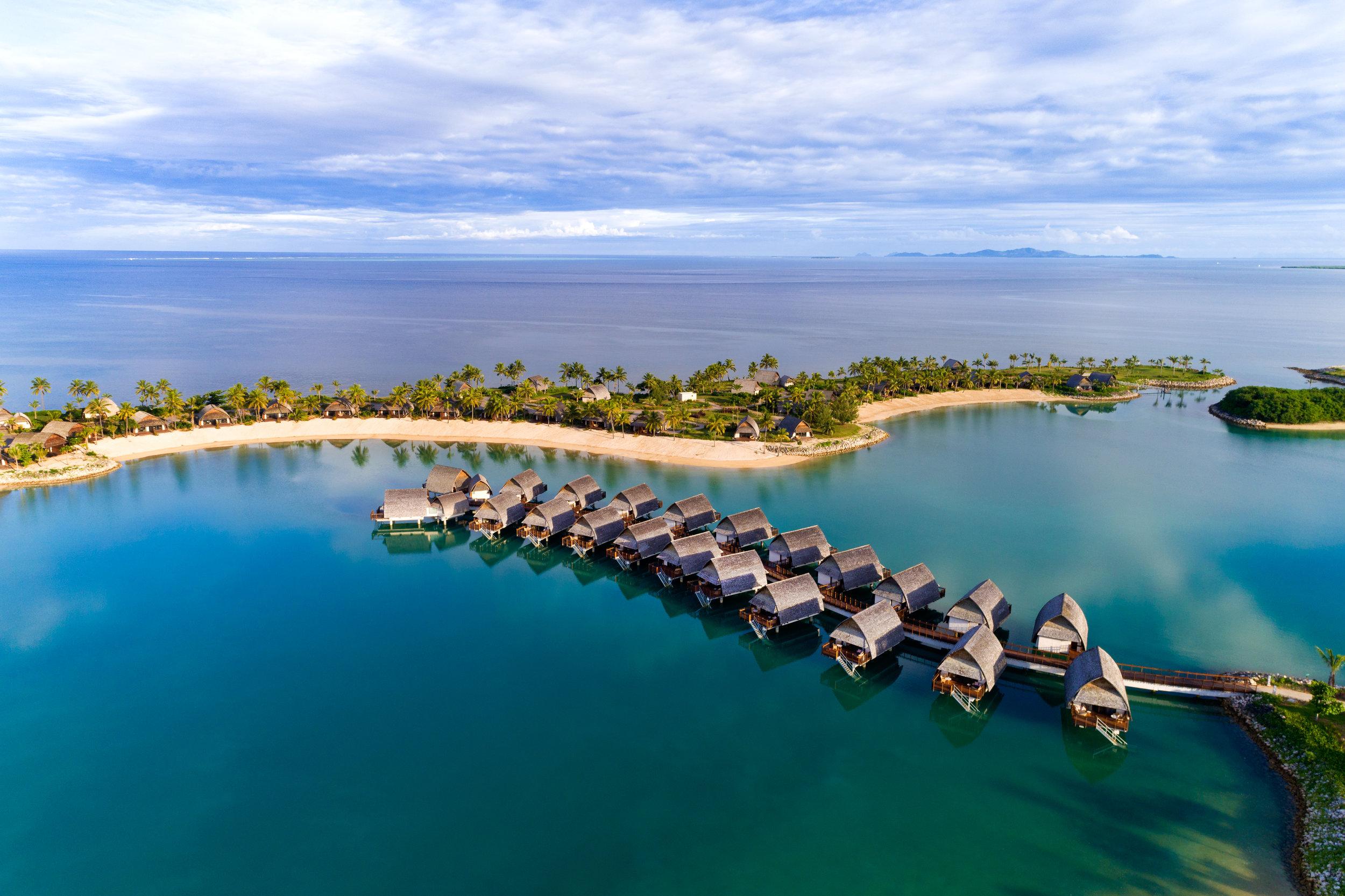 Fiji Marriott Resort Momi Bay: A sleeping beauty has come to life.Photo: Supplied