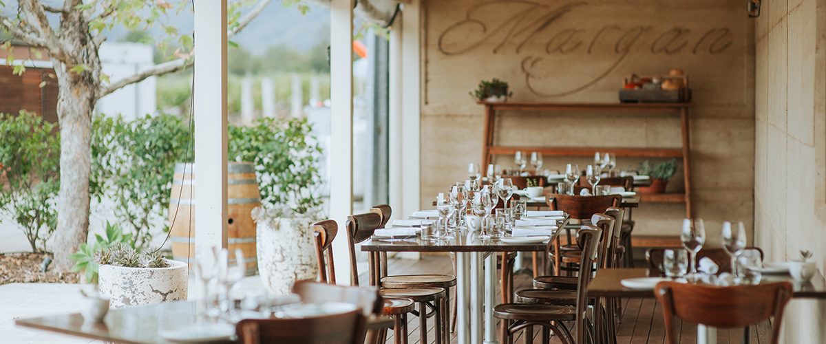 Image: Margan Wines and Restaurant