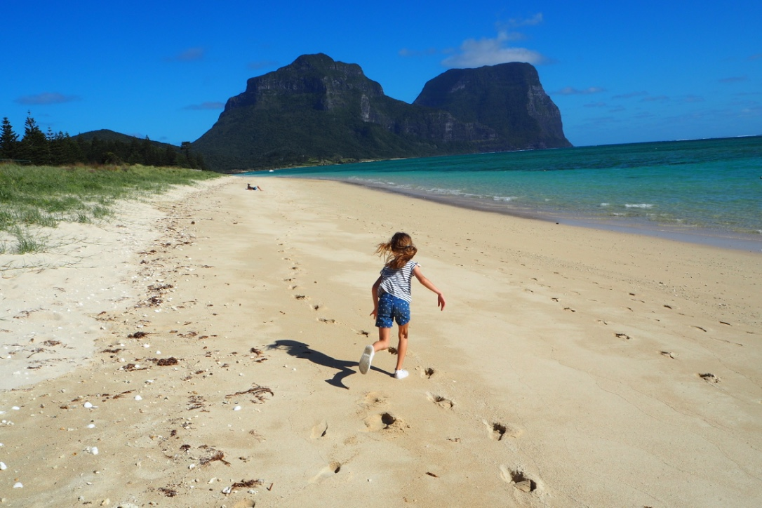 Lord Howe's magnificent beaches. Pic: Sheriden Rhodes