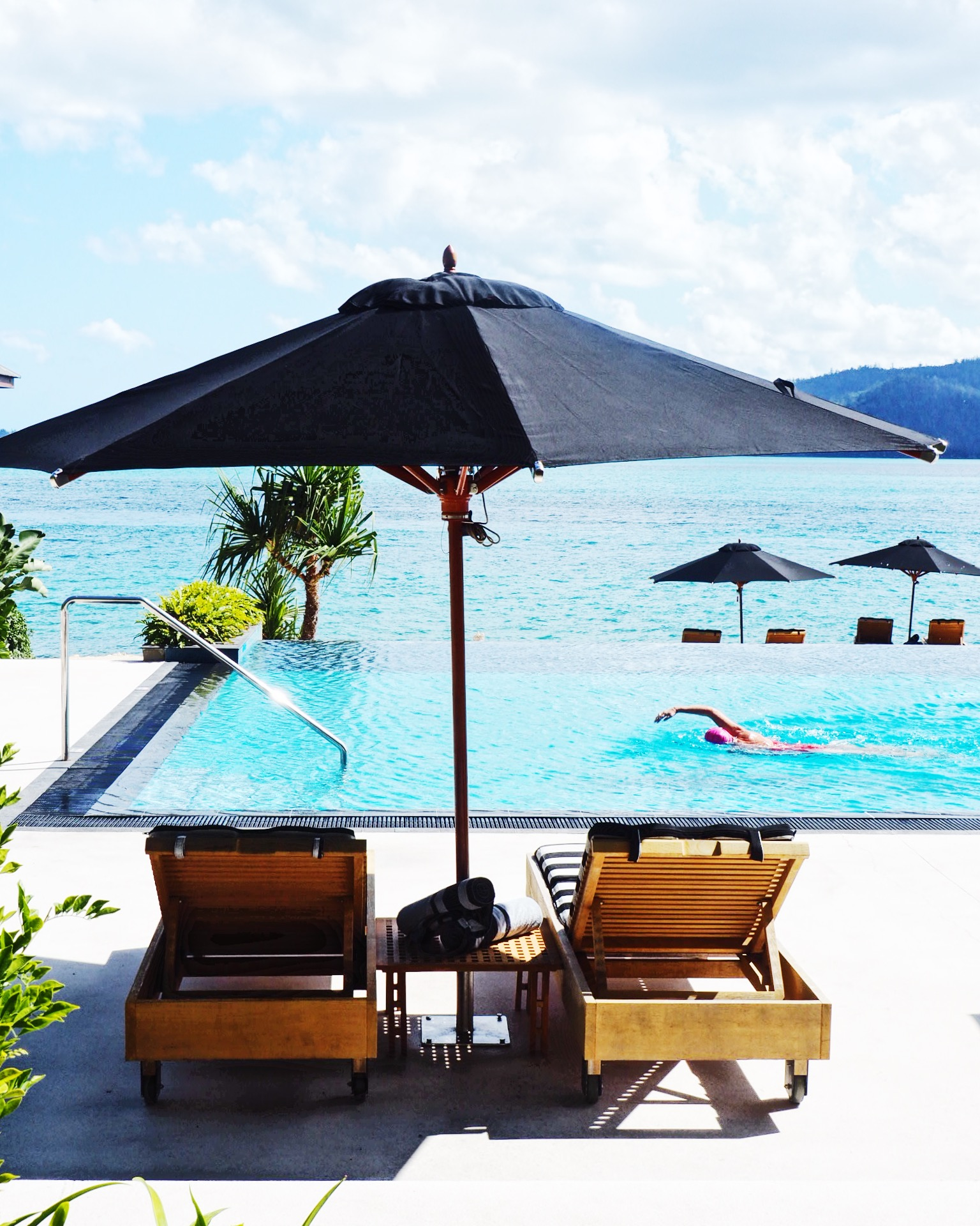 POSTCARD FROM QUALIA - Hamilton Island, QLD, Australia.