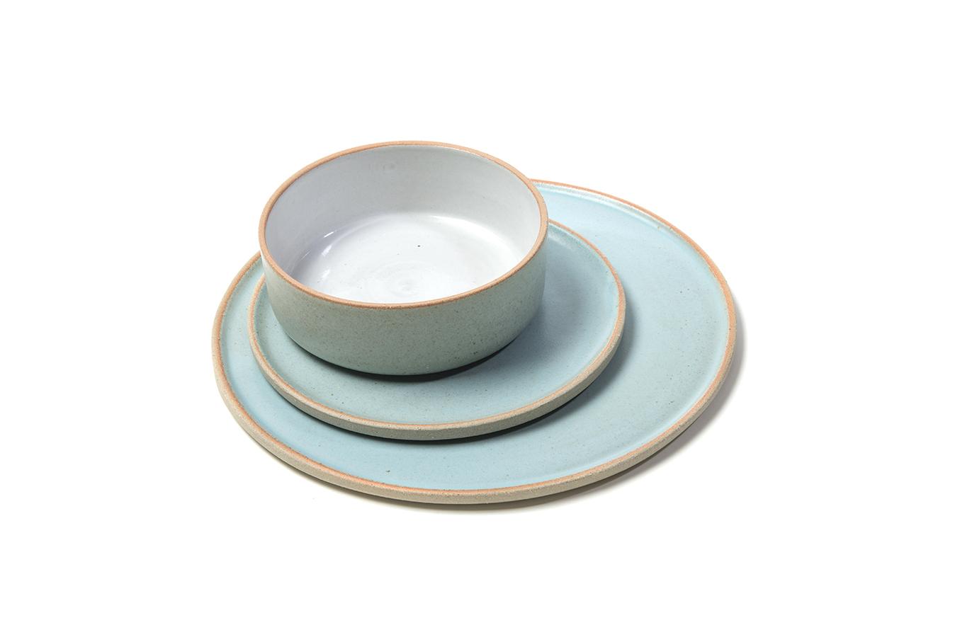 'Luna' stoneware tableware