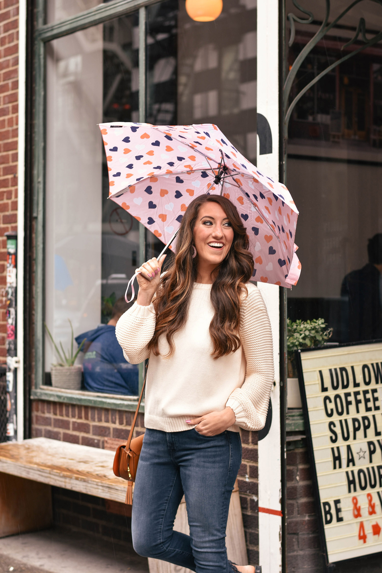 lily & sparrow: fall for ivory sweaters // britt emery