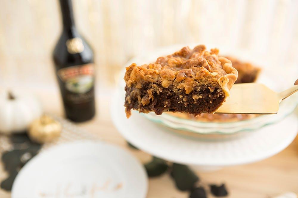 Friendsgiving Pies with Baileys Irish Cream -