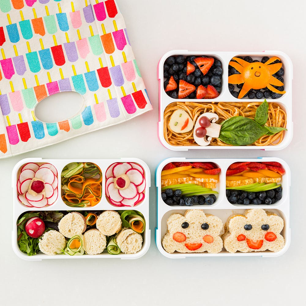 Fun Back-to-School Lunch Boxes -