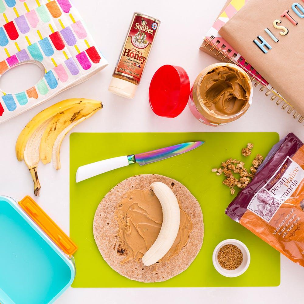 Healthy Dorm Room Recipes -