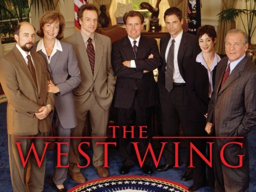 The West Wing - As a Chief of Staff, you'll get compared to Leo. You should understand the reference. Oh, and this is one of the all-time greatest shows!