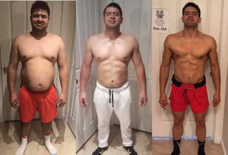 DAVID LOST THE HARDEST 20 LBS ON THE SNAKE DIET!