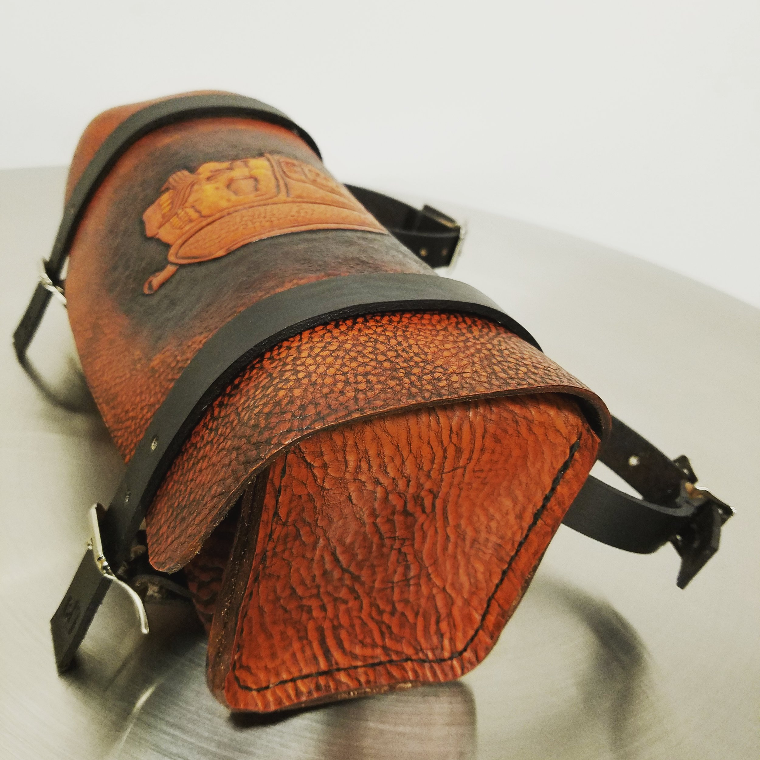 Custom Motorcycle Bag