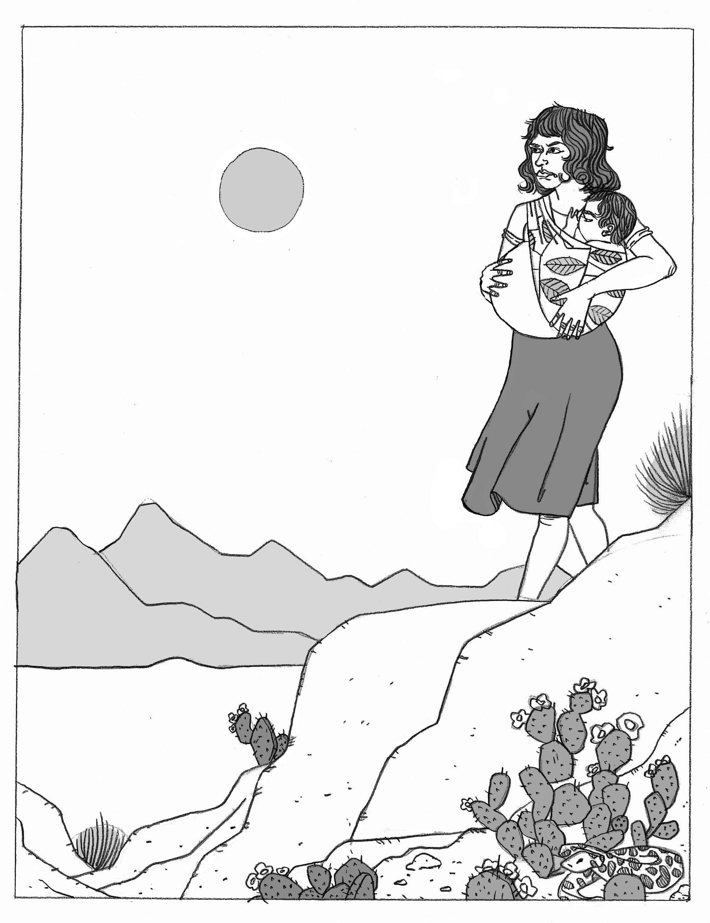 Illustration by Bonaia Rosado