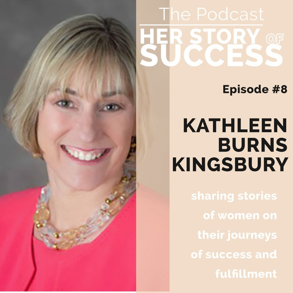 Kathleen Burns Kingsbury