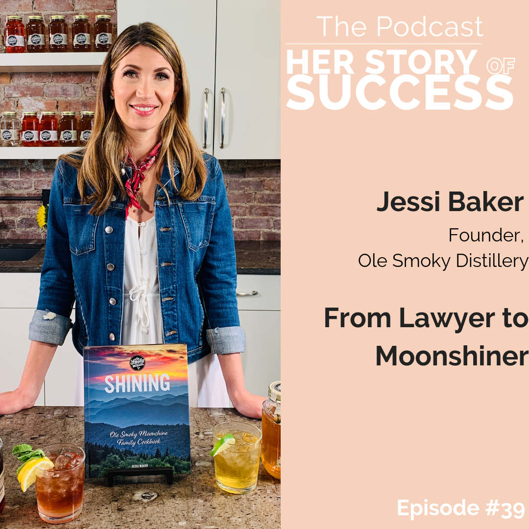 Jessi Baker- woman entrepreneur, woman founder
