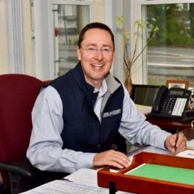 Aaron Bateman, commercial real estate developer, Maine