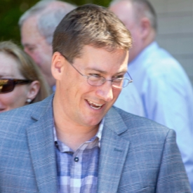Nathan Bateman, commercial real estate developer, Maine