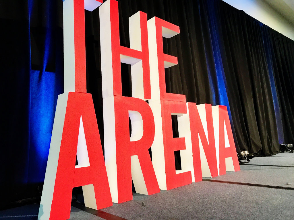 The Arena PAC works to elect candidates that represent the next generation of leadership