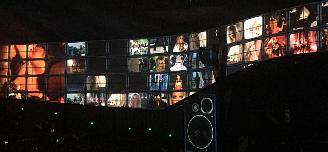 Britney concert