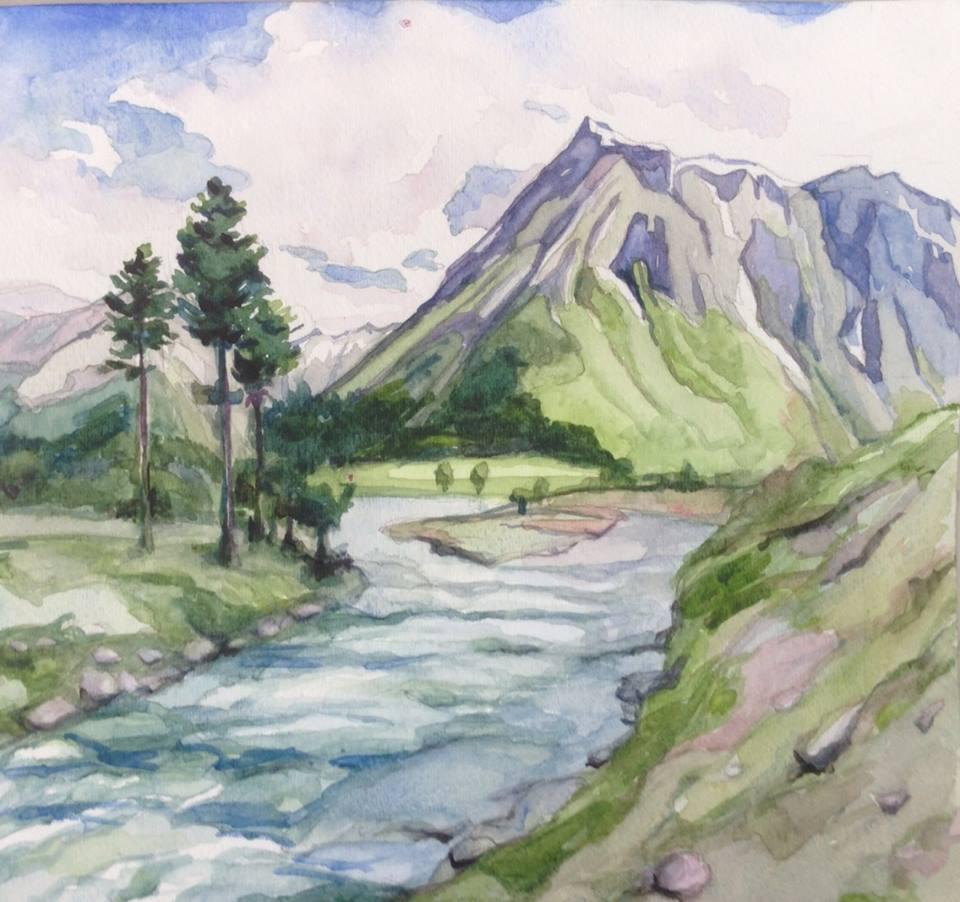 Karakoram Stream