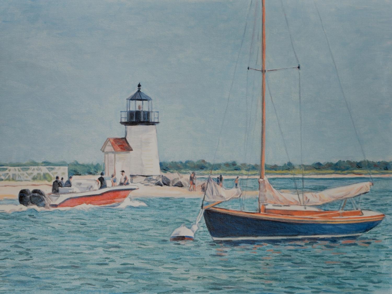 Brant Light, Nantucket