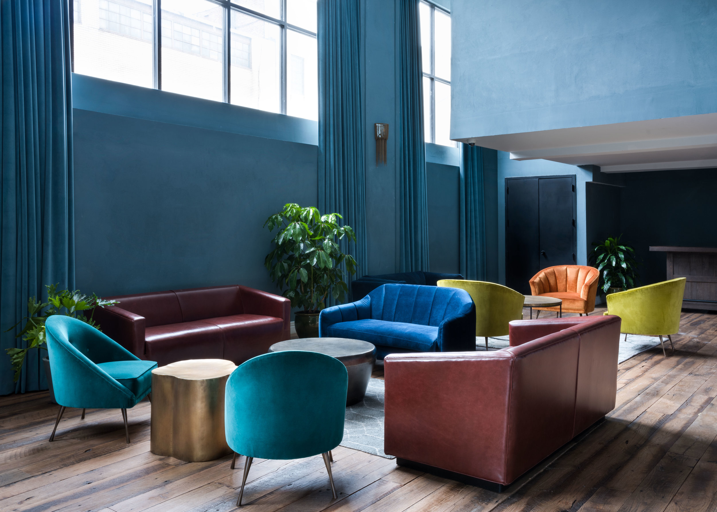 The Williamsburg Hotel - Orior By Design