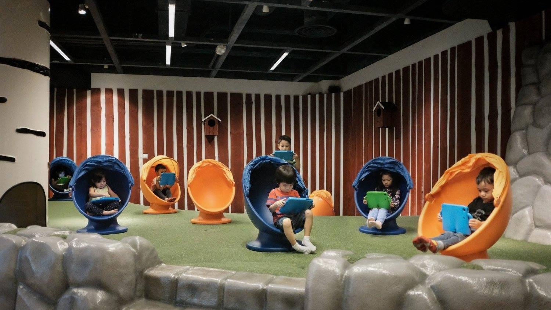 IKEA Press-play-ground -