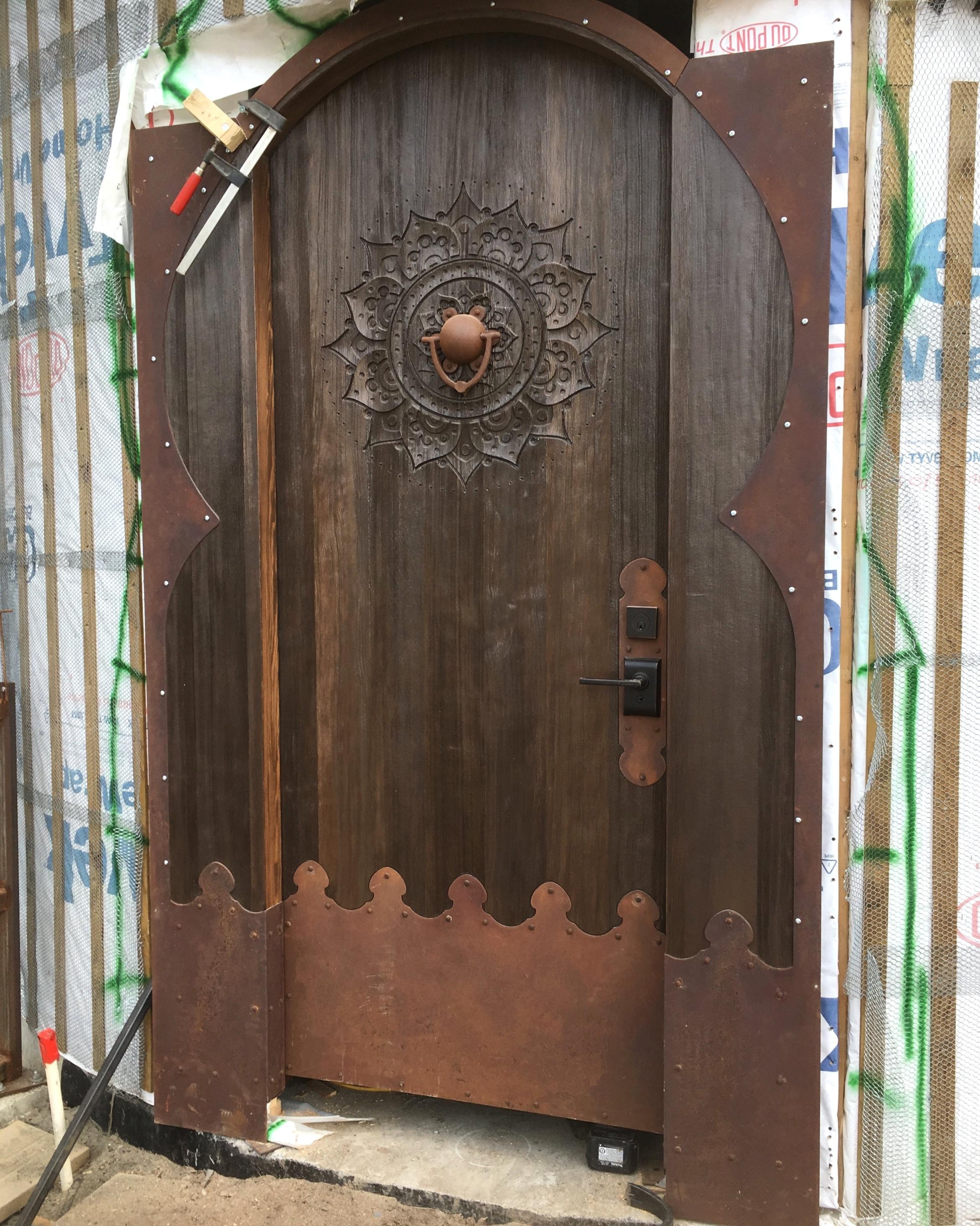 North  Star Door