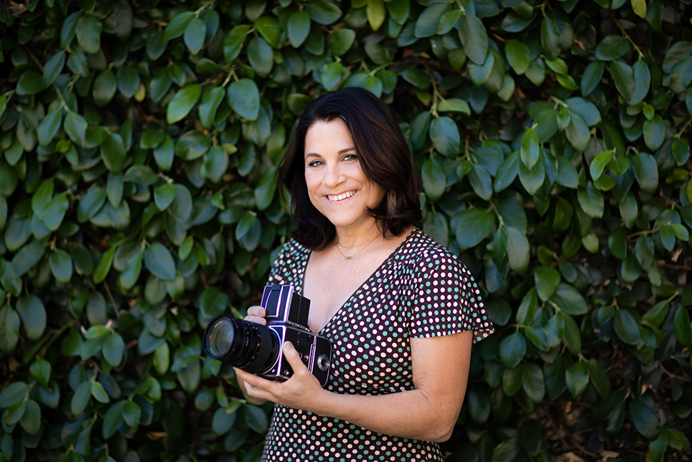 Photographer portrait Elisa Haber