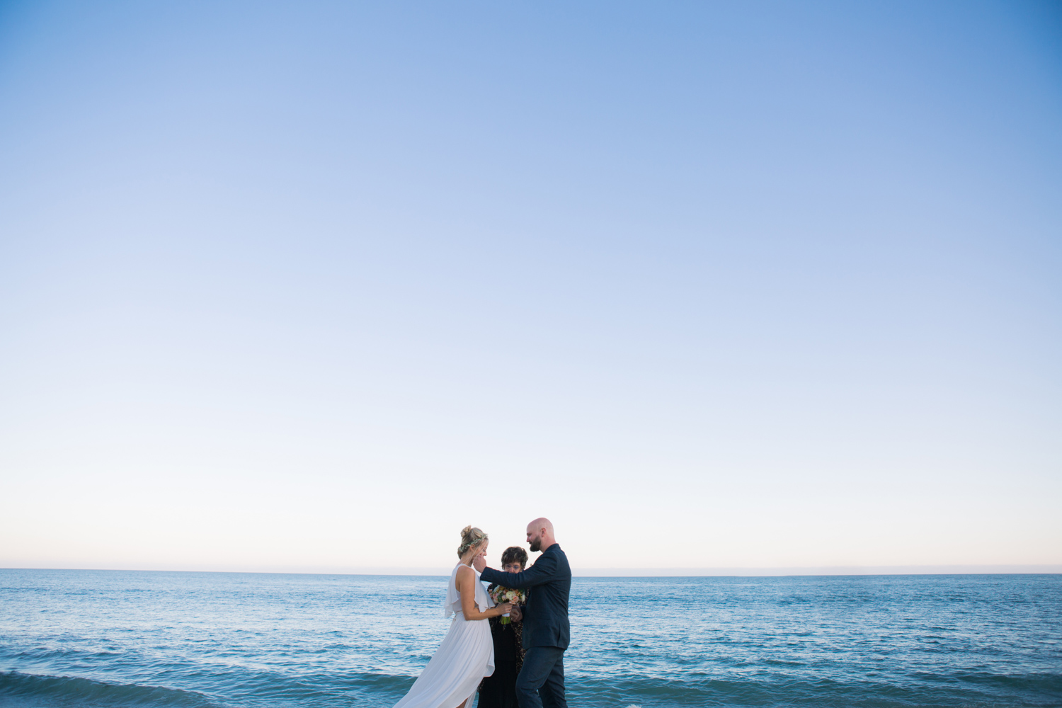 wedding photographer santa monica