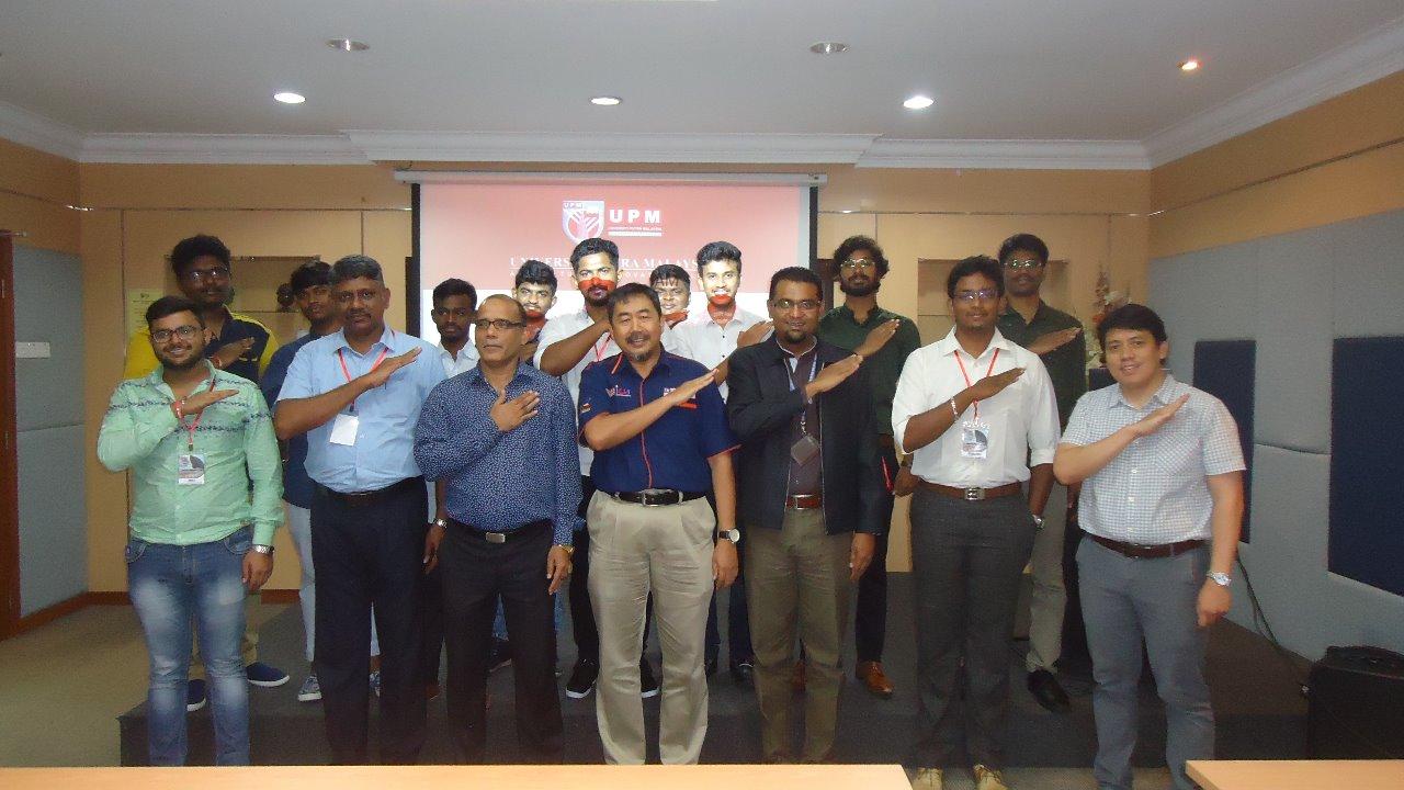 Industrial visit: University Putra Malaysia