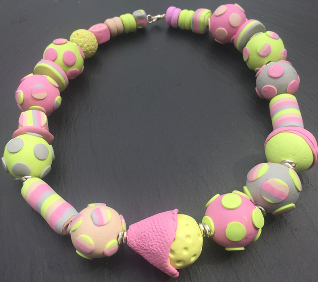 Mad Hatter Beads
