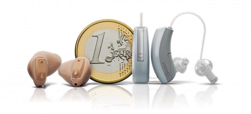 Beter horen vanaf 1€? -