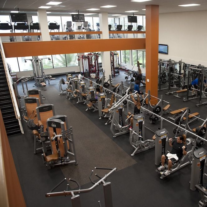 State-of-the-art facilities -