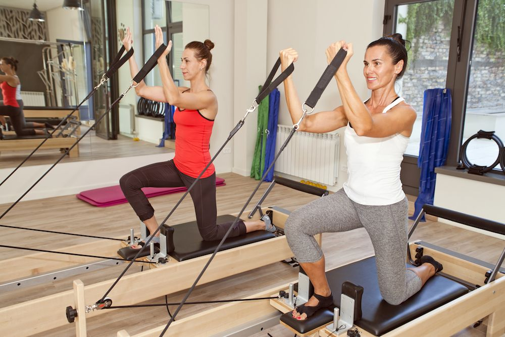 Pilates studio at the Honolulu Club