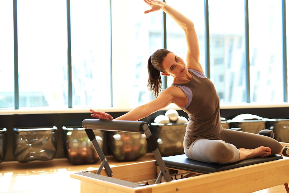 Studio Pilates at the Honolulu Club