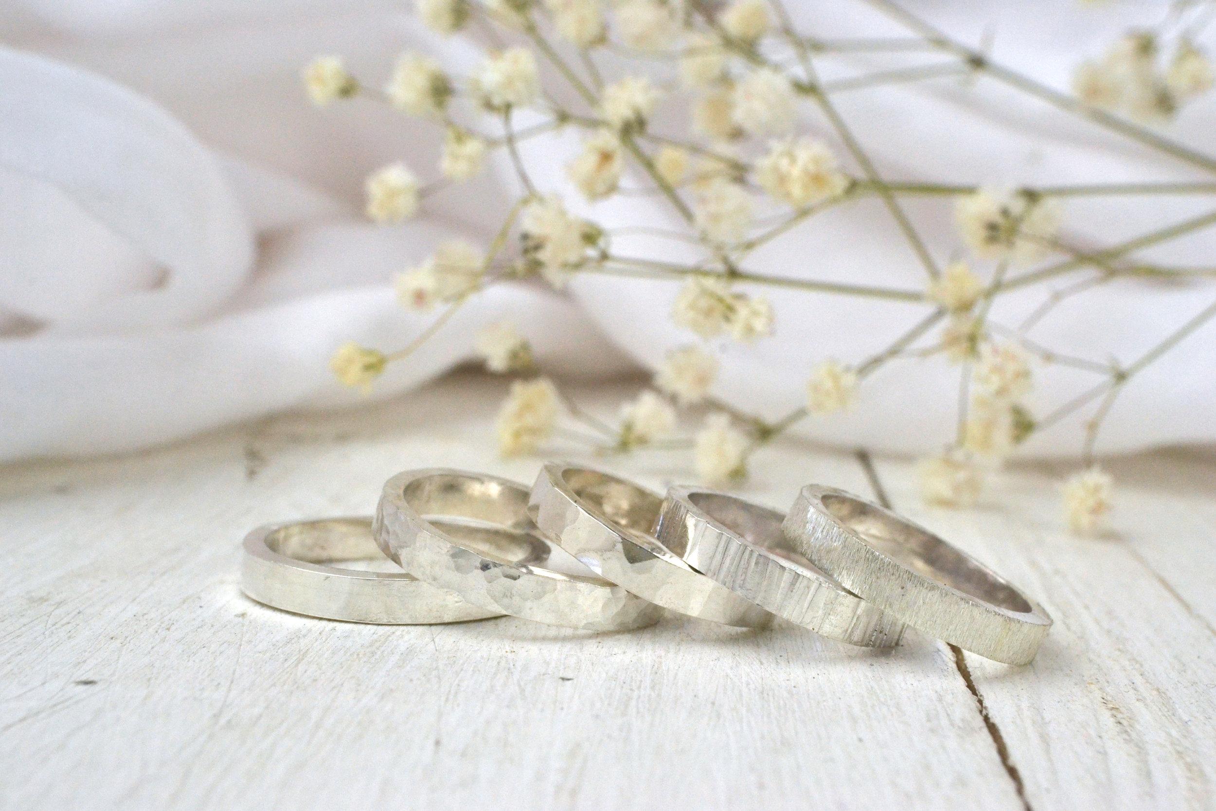 Wedding Bands -