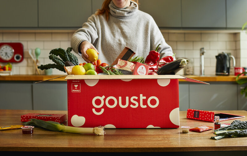 Gousto and Spotify match listening habits with dinner recommendations