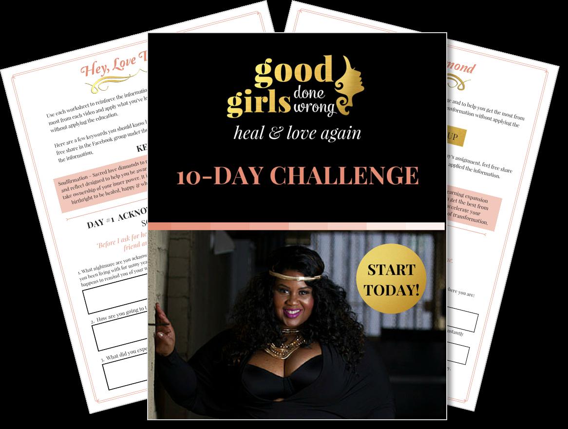 Nekisha Challenge papers.png