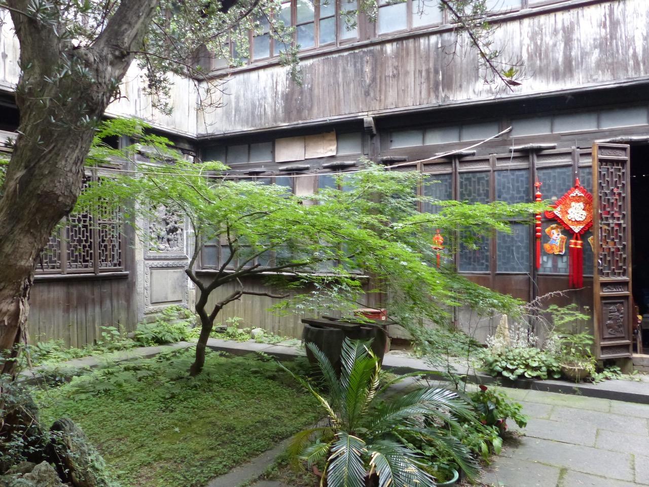 ältestes Haus in Shanghai
