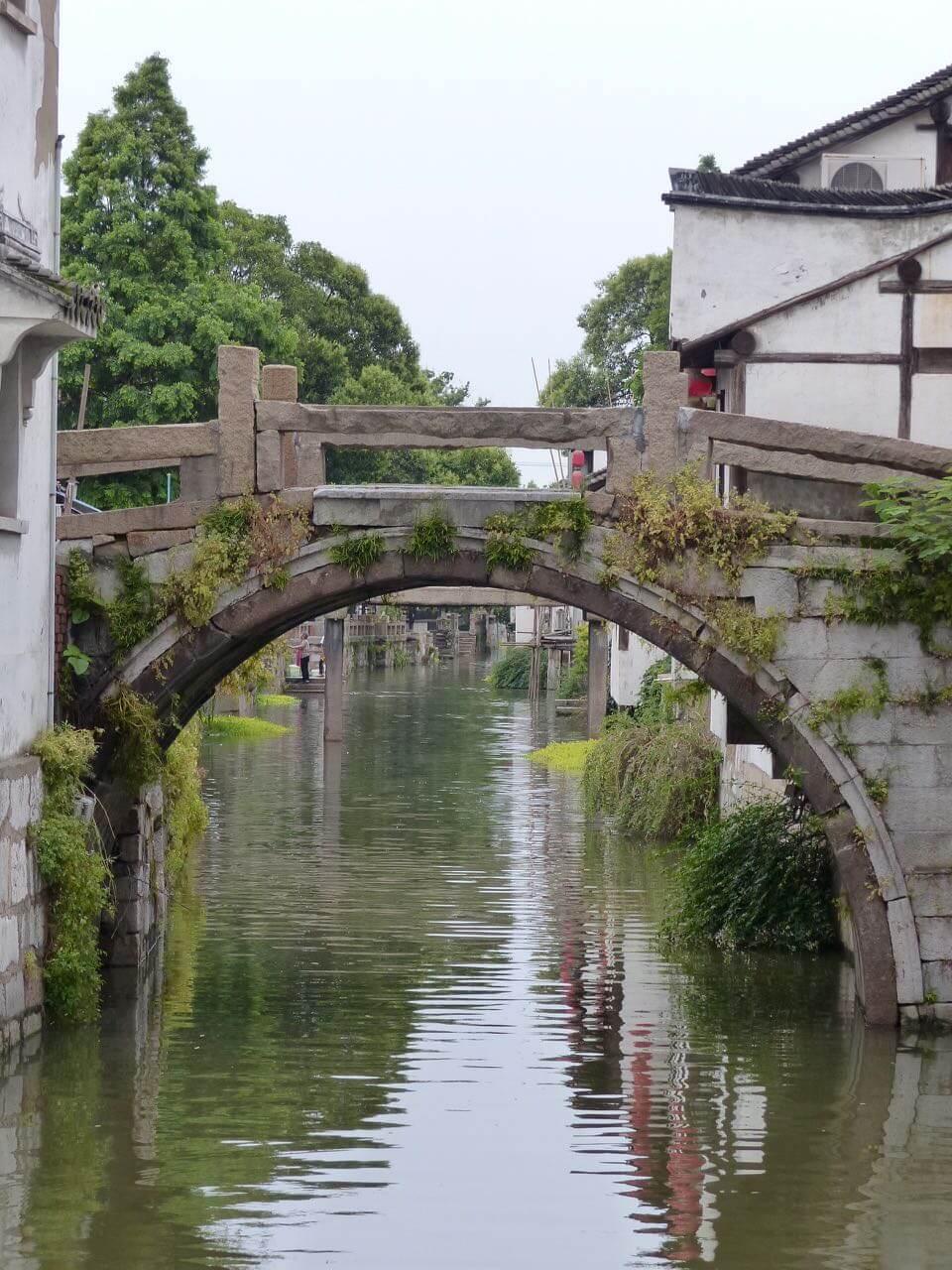 Watertown near Shanghai