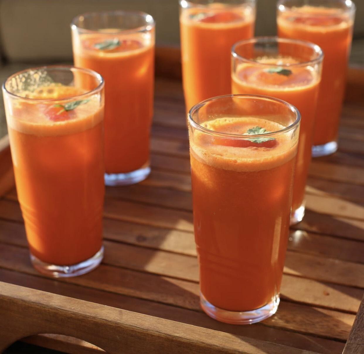 Super Simple Juice