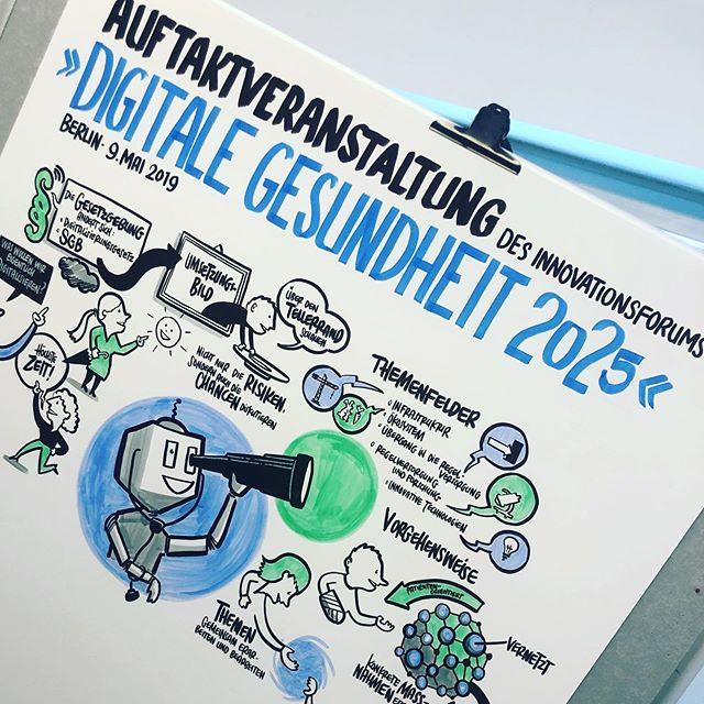"A lot is already achieved and we still work very intensive to change the regulatory framework to give room to innovation and digitalization as this helps to create a better healthcare for everyone. Despite all this it is as well important to think in a long term perspective: that is why i am more than happy about our starting event ""Digital Healthcare 2025"" - the upcoming month we will interact and discuss with multiple stakeholders how to foster digital healthcare in the upcoming years. Looking very much forward to this 🙏#movingforward #digitalhealth"