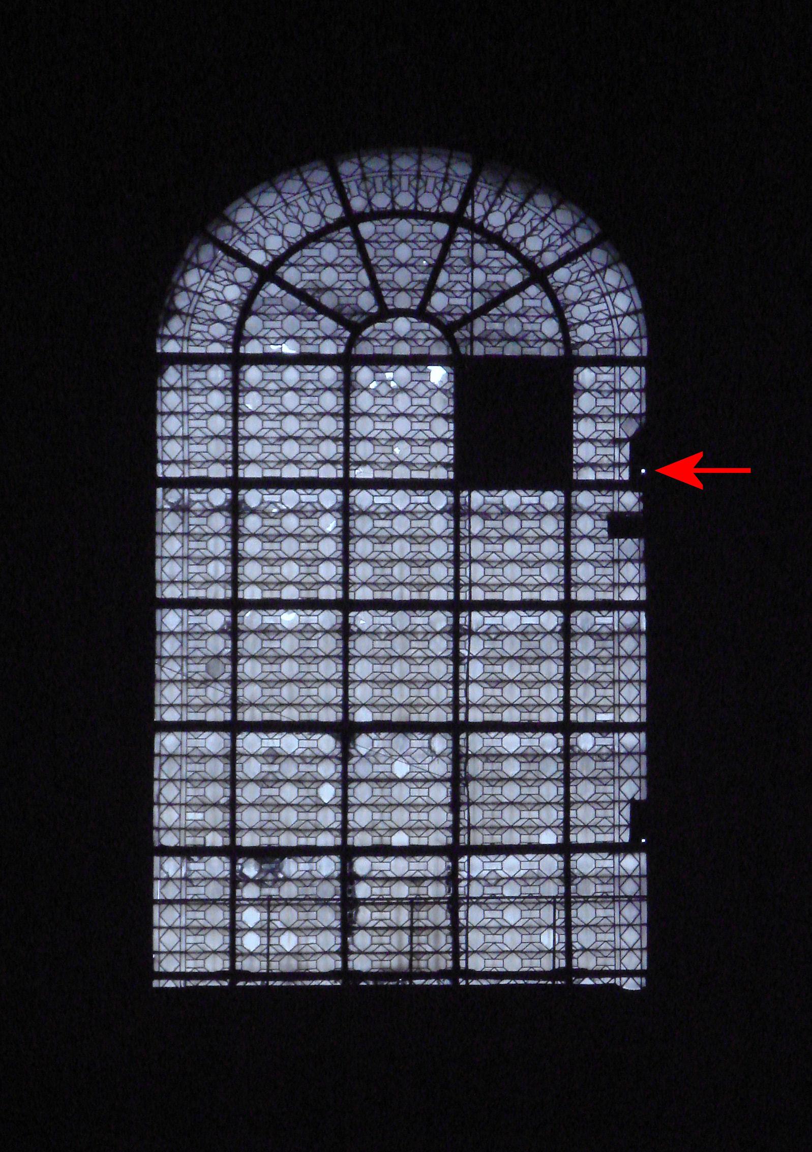 Window St Sulpice