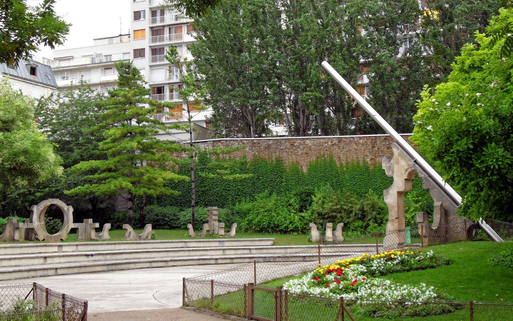Jardin Emile Gallé