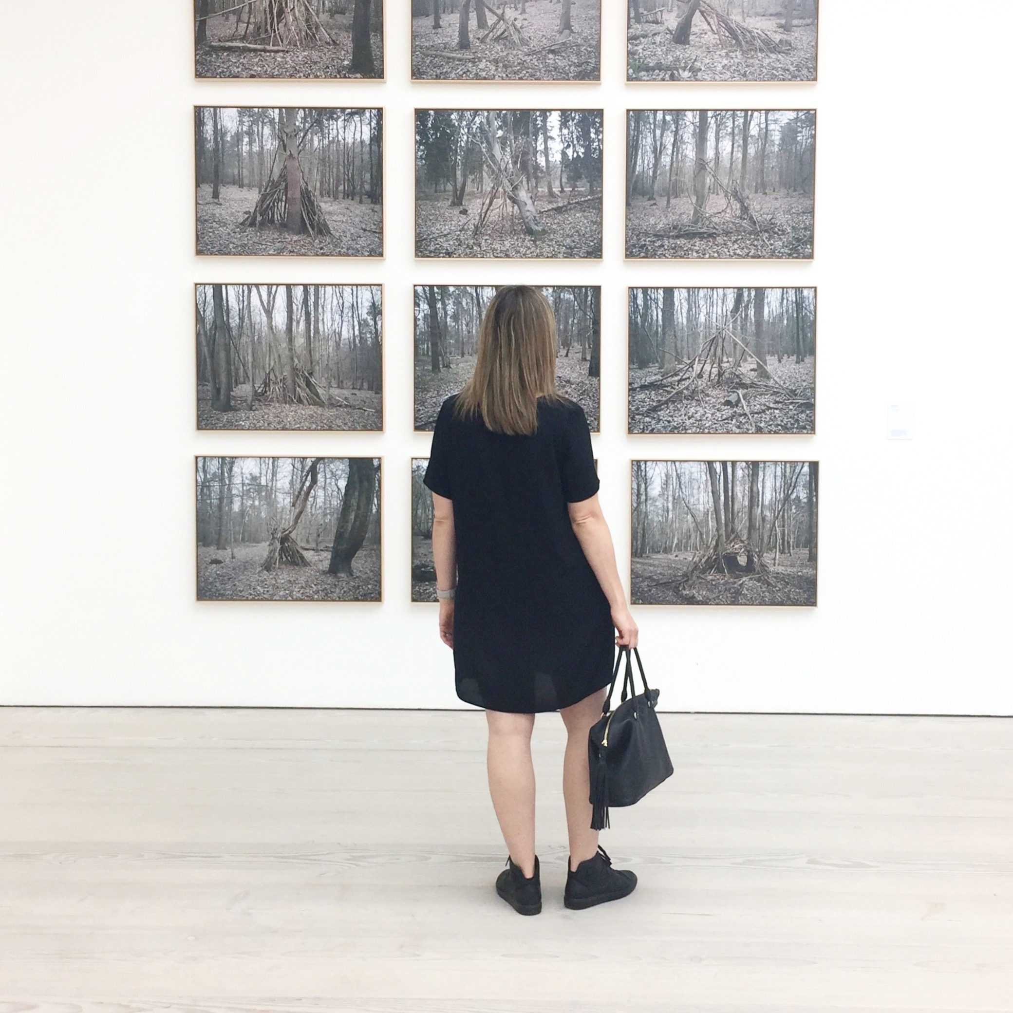 During my last trip to Saatchi Gallery