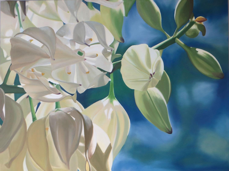 Yucca Blossoms