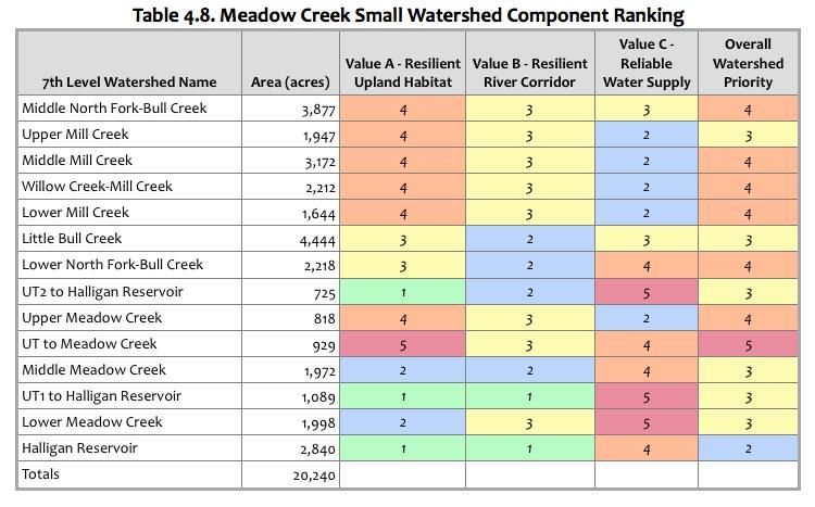 Table 4.8 Meadow Creek Ranking.jpg