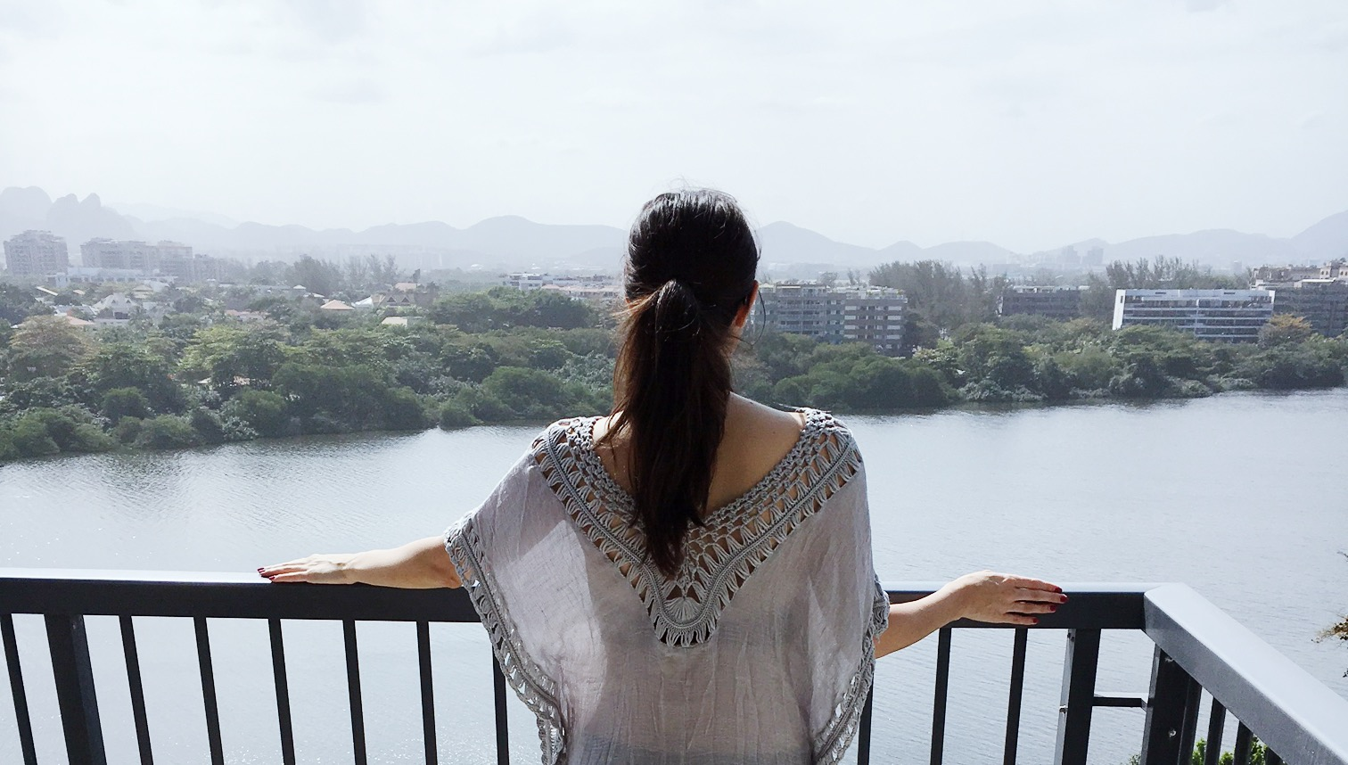 View from room Grand Hyatt Rio